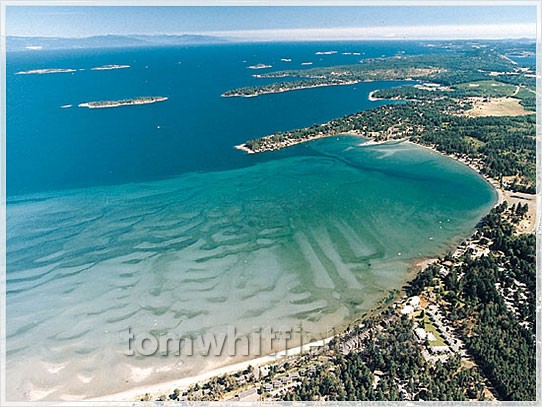 Photo of Craig Bay With Nanoose Peninsulas