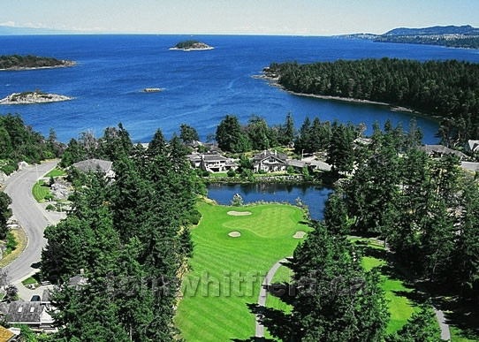 Photo of Golf At Fairwinds Golf Course At Nanoose Bay