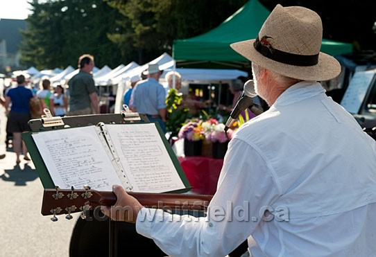 Photo of Artisans And Musicians At Farmer's Market