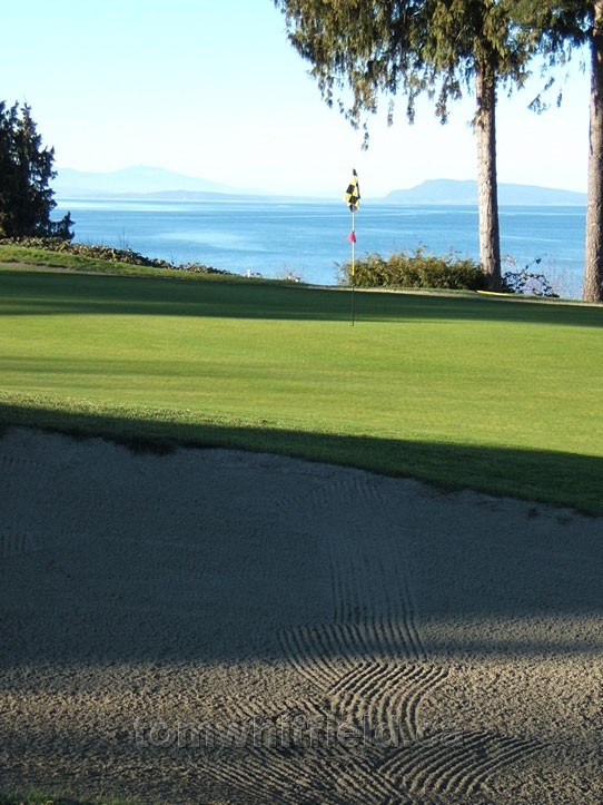 Photo of Golf By The Sea In January