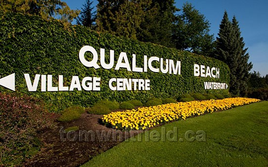 Photo of Welcome To Qualicum Beach
