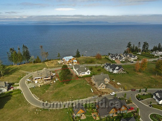Photo of Qualicum Beach home building lot