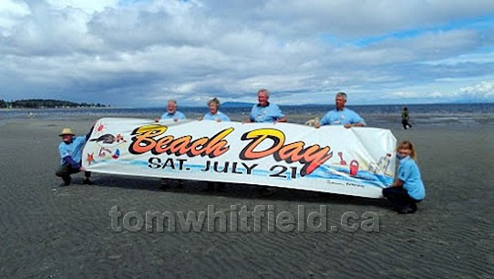 Photo of First Time For Beach Day Event In Qualicum Beach