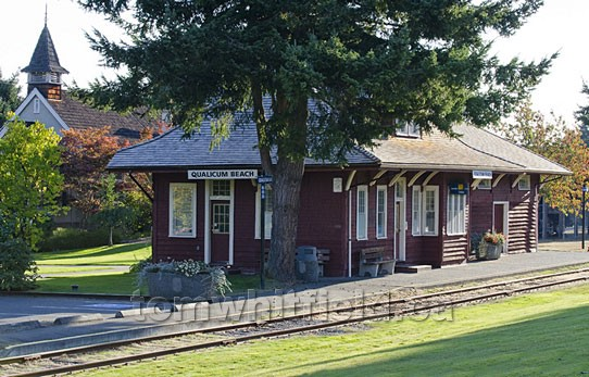 Photo of Historic Train Station