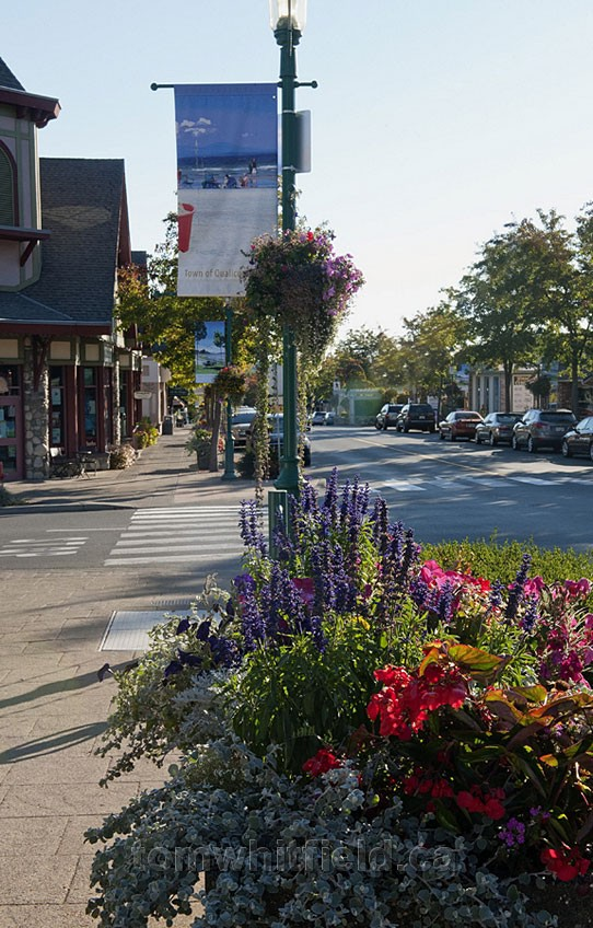 Photo of Qualicum Beach Downtown Beauty