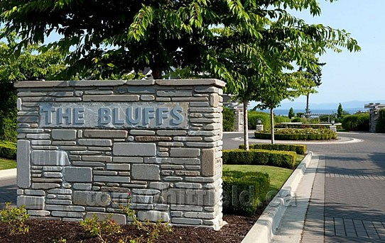 Photo of The Bluffs Entrance